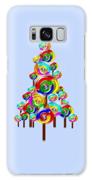 Lollipop Tree Galaxy Case