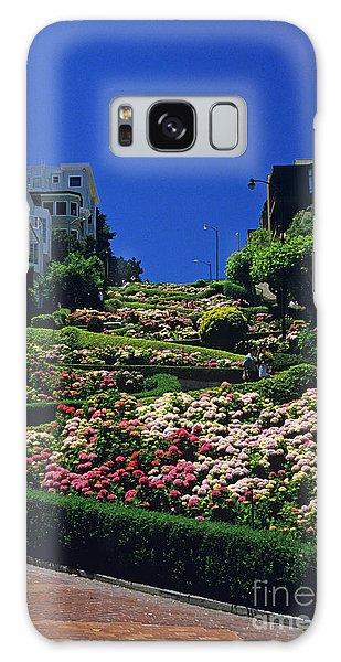 Lombard Street  Galaxy Case