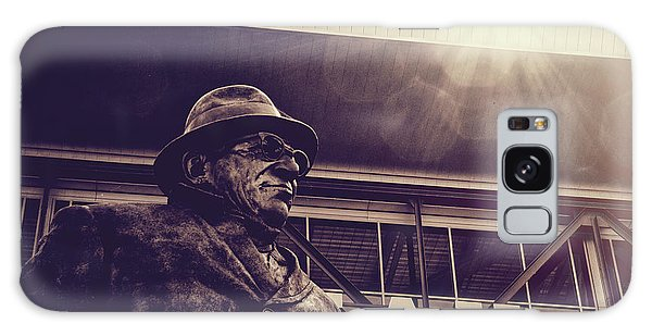 Lombardi - Shadow Of Greatness Galaxy Case by Joel Witmeyer