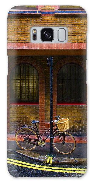 London Bicycle Galaxy Case by Craig J Satterlee