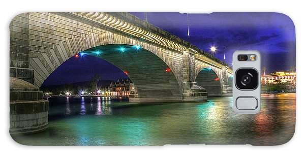 London Bridge Galaxy Case