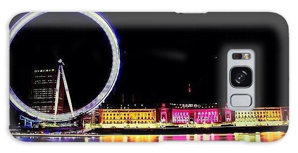 #london #british #photooftheday #bigben Galaxy Case