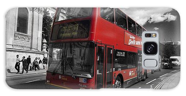 London Bus Galaxy Case