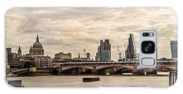 London Cityscape Galaxy Case