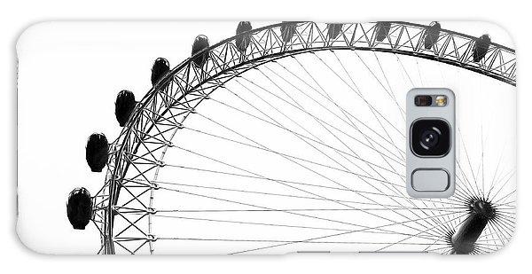 London Eye Galaxy Case - London Eye by Erik Brede