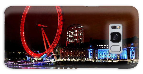 London Eye Galaxy Case