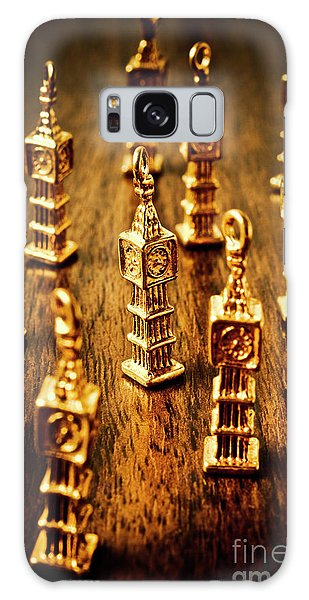 England Galaxy Case - London Gold by Jorgo Photography - Wall Art Gallery
