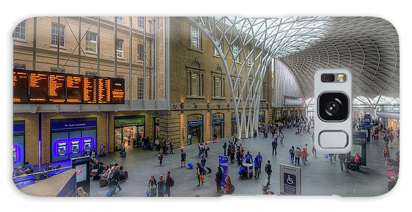 London King's Cross Galaxy Case by Yhun Suarez