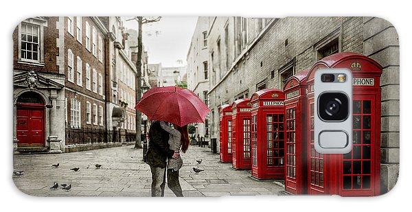 London Love Galaxy Case