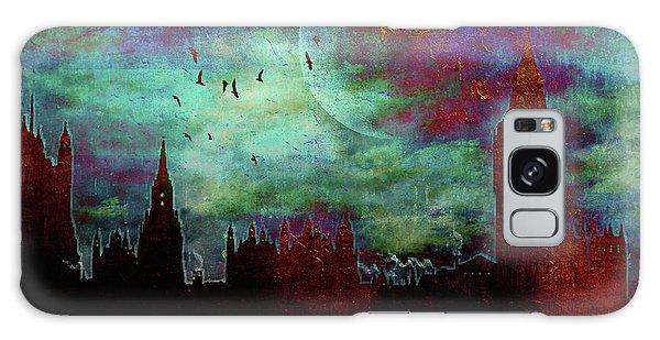 London Skyline II Galaxy Case
