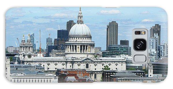 London Skyscrape - St. Paul's Galaxy Case