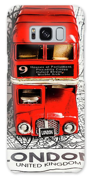 Automobile Galaxy Case - London Tours by Jorgo Photography - Wall Art Gallery