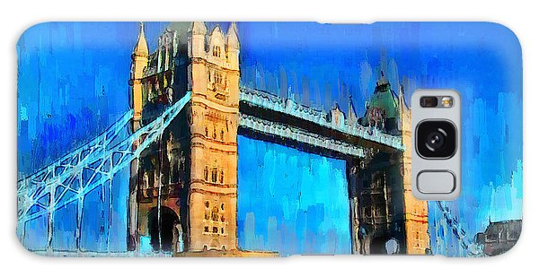 London Tower Bridge 1 - Pa Galaxy Case