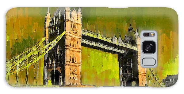 London Tower Bridge 15 - Pa Galaxy Case