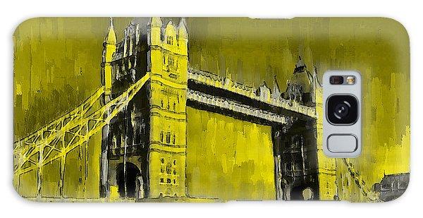 London Tower Bridge 16 - Pa Galaxy Case