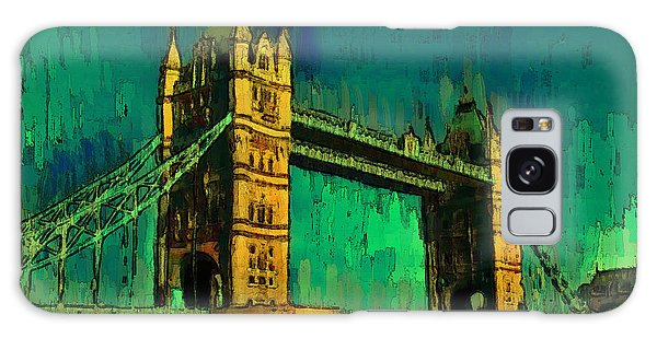 London Tower Bridge 18 - Pa Galaxy Case