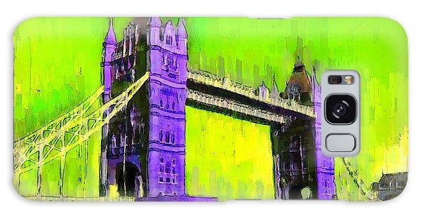 London Tower Bridge 4 - Pa Galaxy Case