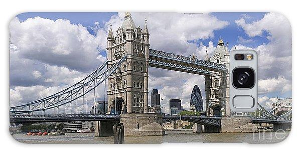 London Towerbridge Galaxy Case