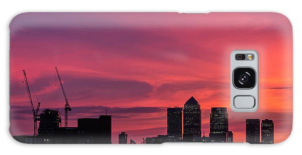 London Wakes 1 Galaxy Case