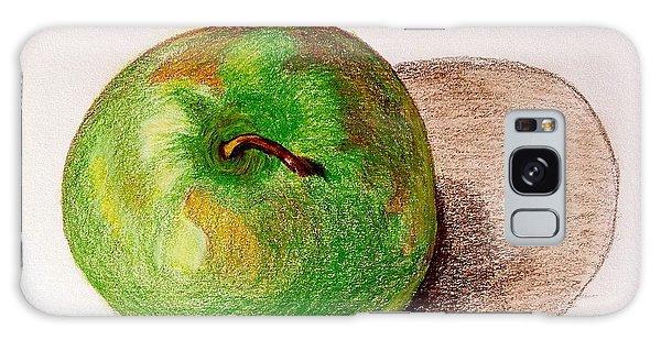 Lone Apple Galaxy Case by Sheron Petrie