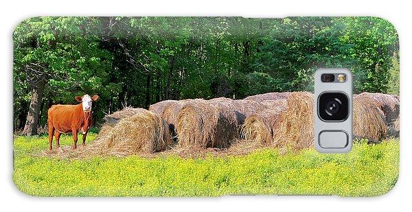 Lone Cow Guard, Smith Mountain Lake Galaxy Case