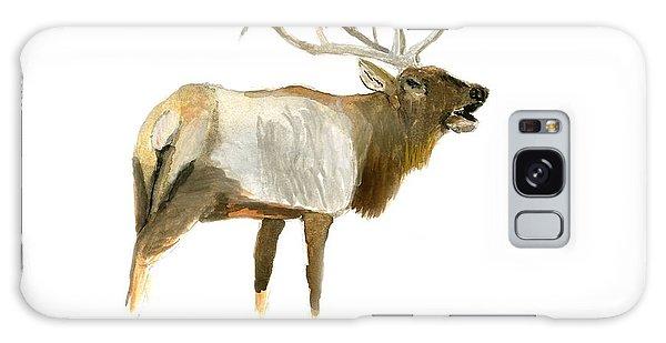 Lone Elk Galaxy Case