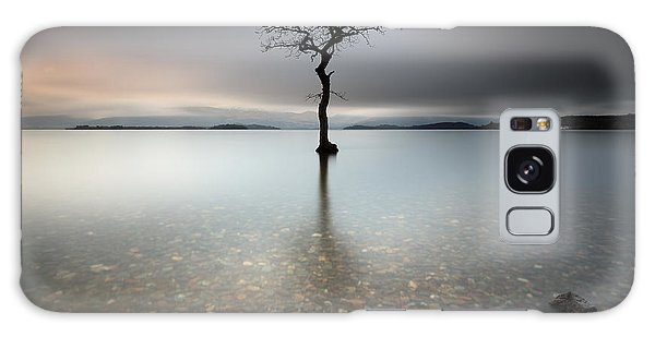 Lone Tree Loch Lomond Galaxy Case