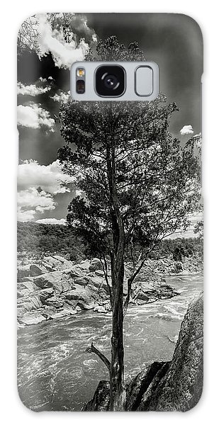 Lone Tree Galaxy Case by Paul Seymour