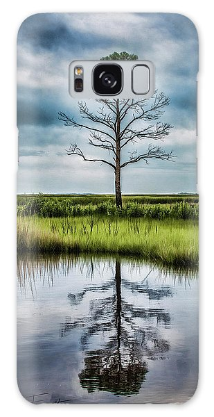 Lone Tree Reflected Galaxy Case