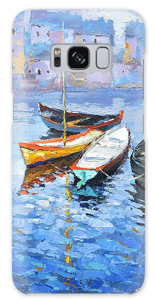 Lonely Boats  Galaxy Case
