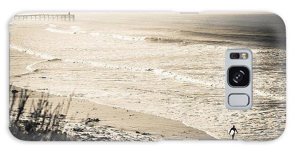 Lonely Pb Surf Galaxy Case