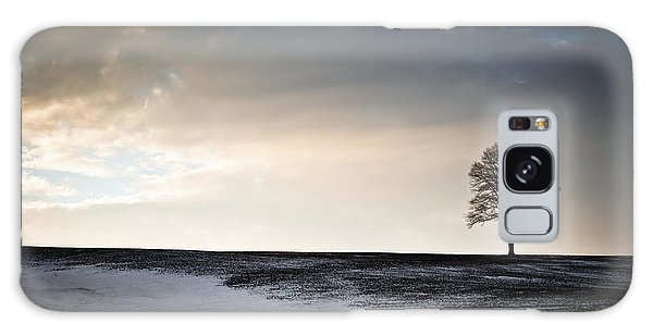 Lonesome Tree On A Hill IIi Galaxy Case