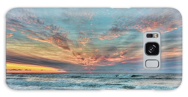 Long Beach Island Sunrise Galaxy Case
