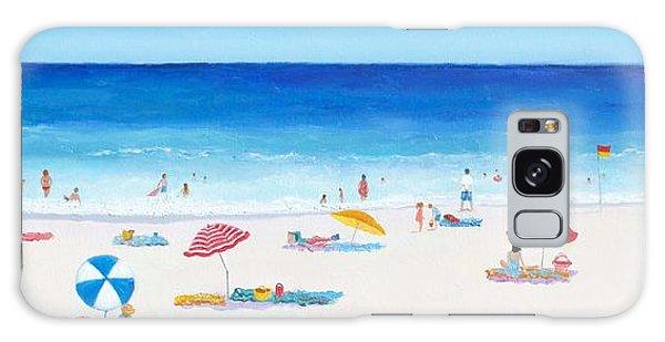 Long Hot Summer Galaxy Case by Jan Matson
