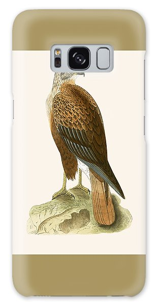 Long Legged Buzzard Galaxy Case by English School