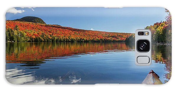 Long Pond From A Kayak Galaxy Case by Tim Kirchoff