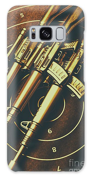 Long Range Tactical Rifles Galaxy Case