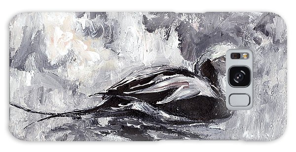 Long-tailed Duck Galaxy Case