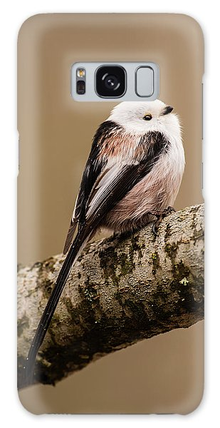 Long-tailed Tit On The Oak Branch Galaxy Case