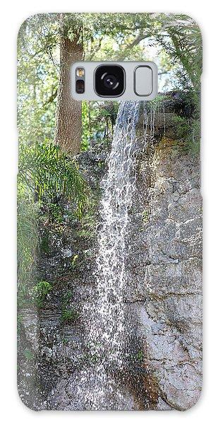 Long Waterfall Drop Galaxy Case