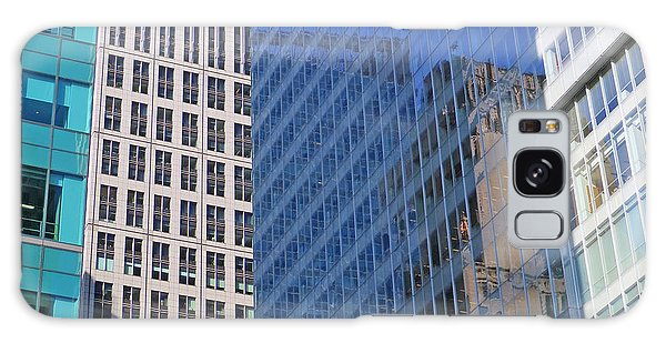 Galaxy Case featuring the photograph Look Through Any Window by Rick Locke