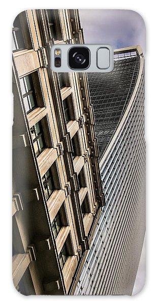 Look Up Galaxy Case by David Warrington