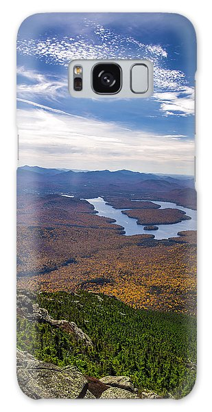 Lookin Down On Lake Placid Galaxy Case