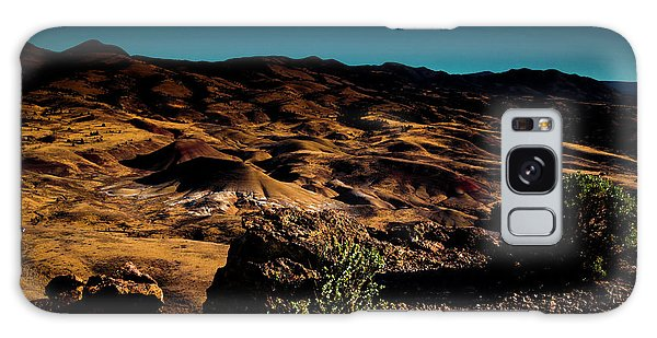 Looking Across The Hills Galaxy Case