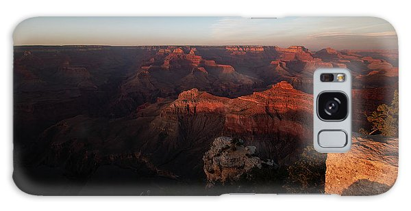 Looking At The North Rim Of The Canyon. Galaxy Case