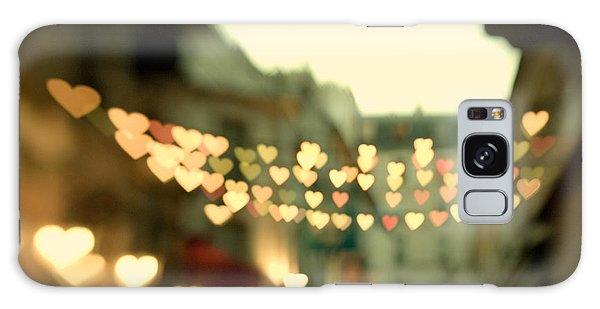 Heart Galaxy Case - Looking For Love by Irene Suchocki