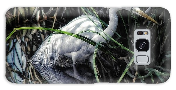 Looking For Lunch Galaxy Case