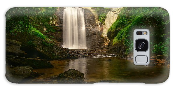 Looking Glass Falls Galaxy Case