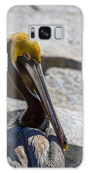 Egret Galaxy Case - Looking Good by Marvin Spates