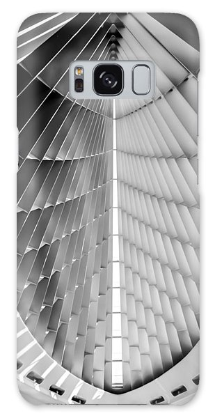 Galaxy Case featuring the photograph Looking Up by Steven Santamour